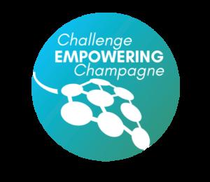 Logo Challenge Empowering Champagne